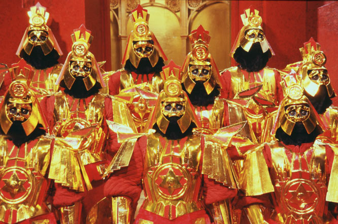 Flash Gordon _ Ming's Royal Guard